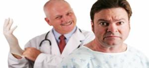Лечение простатита у мужчин. Лекарства.