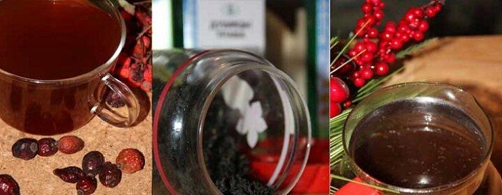 Монастырский чай от простатита. Рецепт для домашнего приготовления.