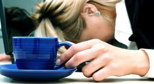 Синдром хронической усталости: симптомы, диагностика, лечение