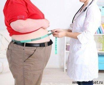 избыточный вес при сахарном диабете