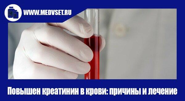 анализ крови повышен холестерин